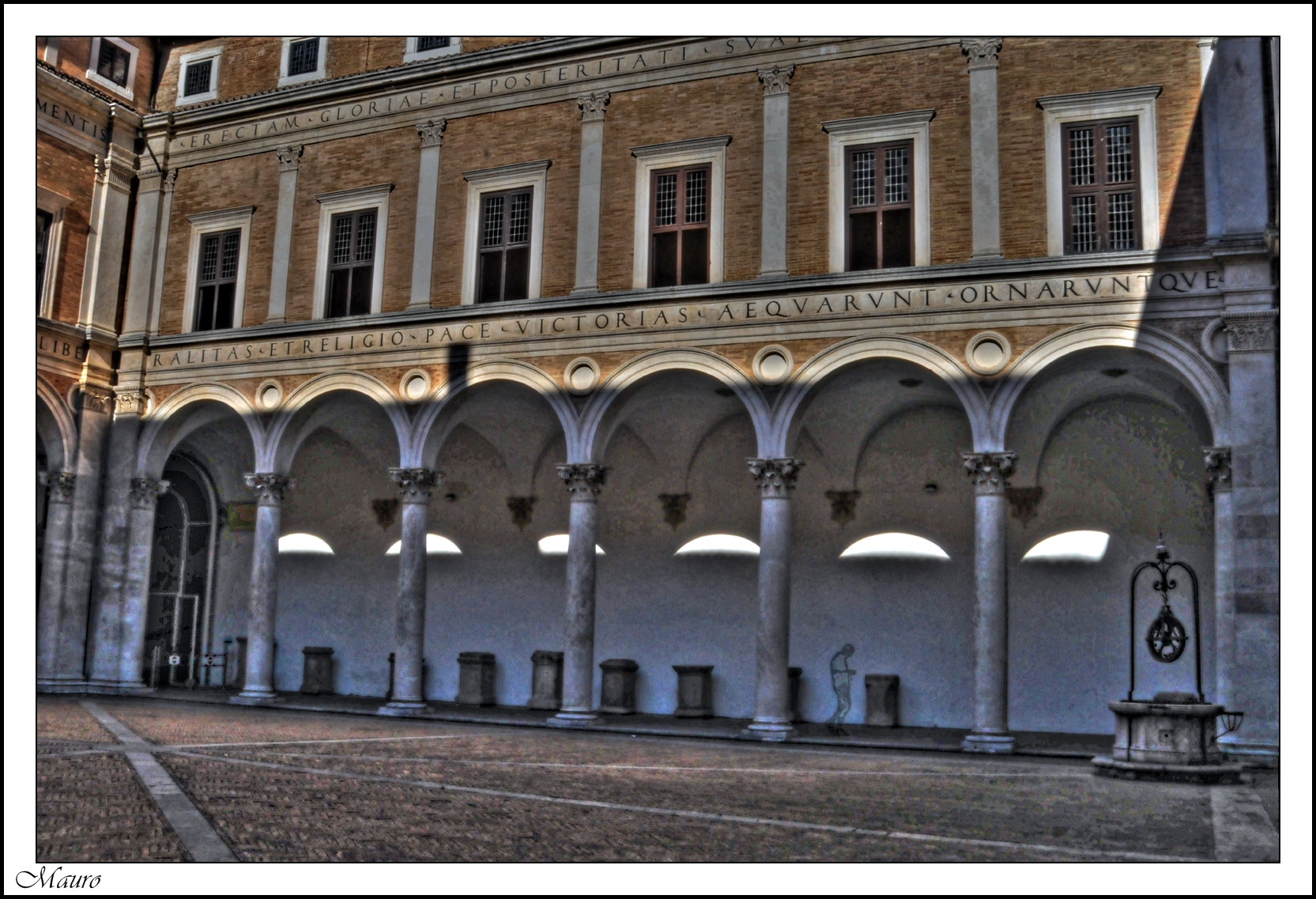 Photograph Palazzo Ducale by Mauro Scalvini on 500px