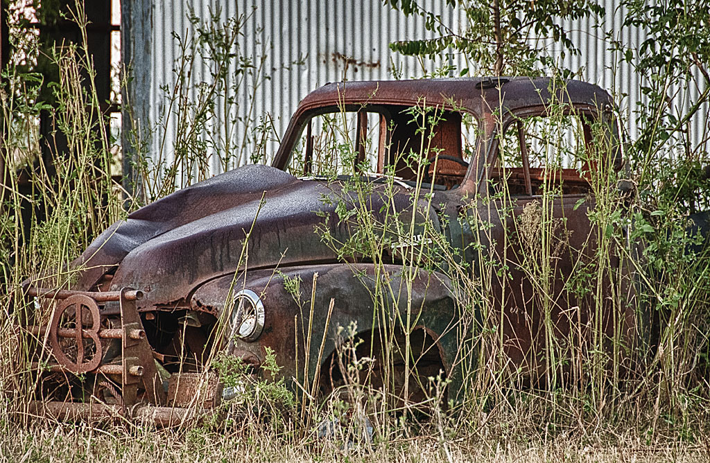 Photograph Forgotten Tow Truck 2 by Victor Chelf on 500px