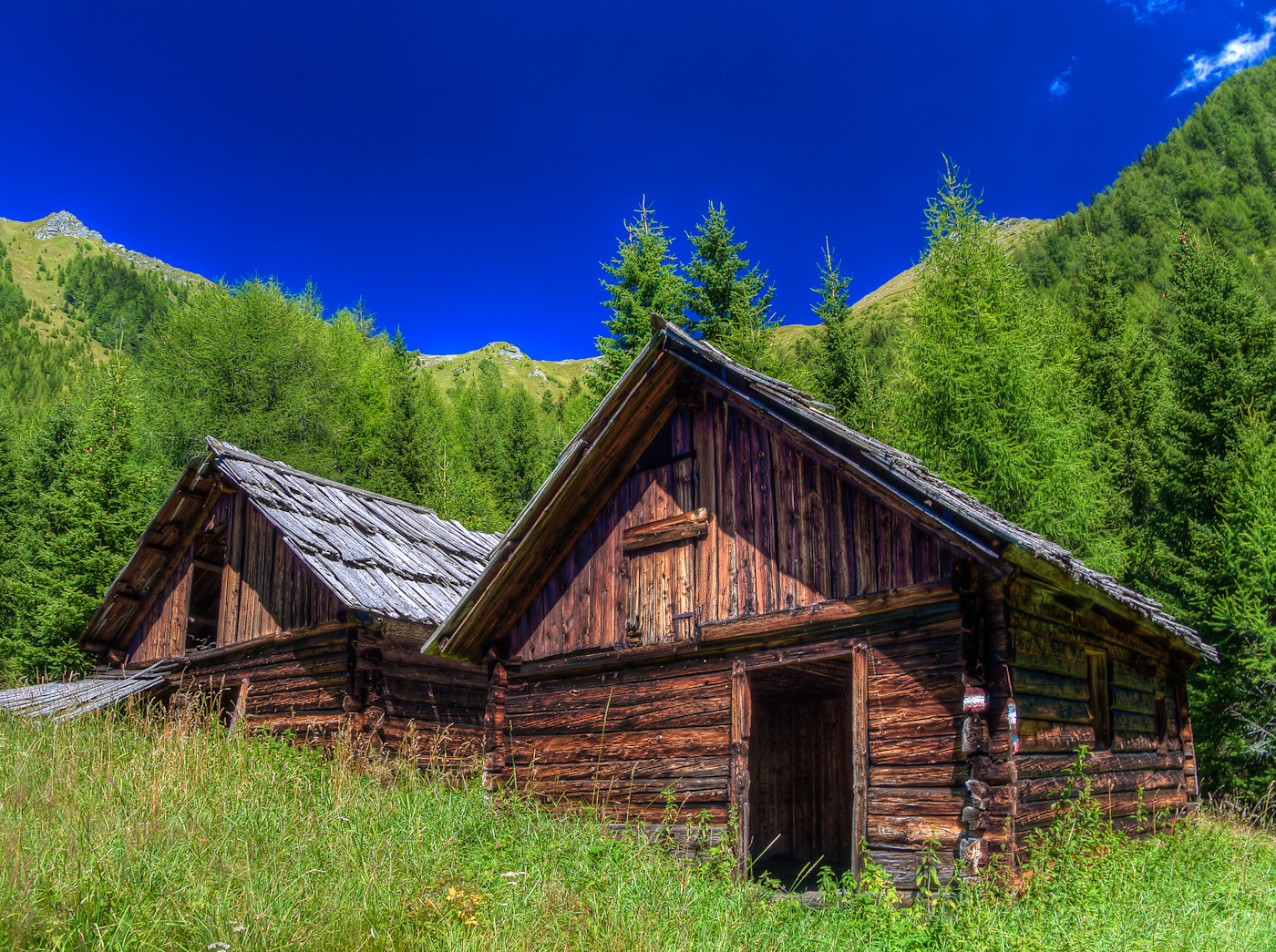 Photograph old houses by Paul Werner Suess on 500px