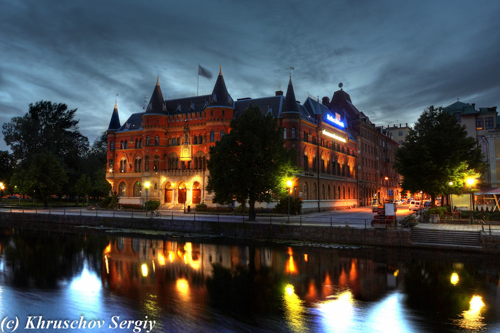Photograph Night in Örebro by Sergiy Khruschov on 500px