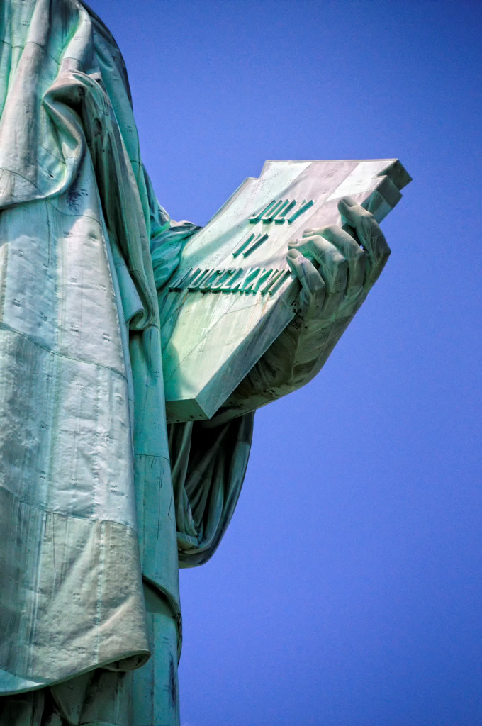 Photograph Lady Liberty 2 by Victor Chelf on 500px