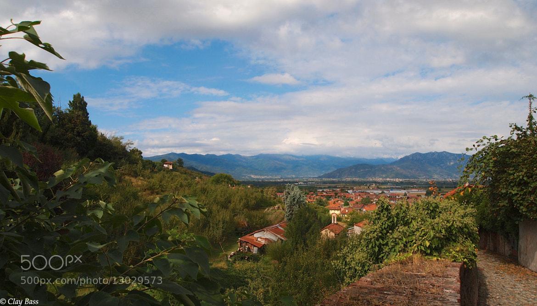 Photograph il Monbracco visto da Saluzzo vecchia by Clay Bass on 500px