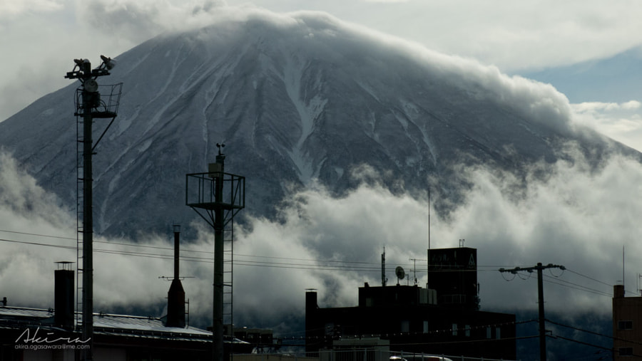 Mt.Yotei, Niseko Japan. by Ogasawara Akira on 500px.com
