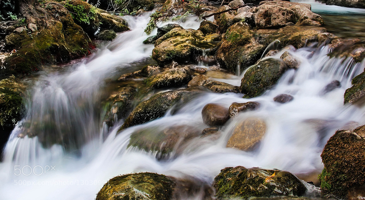Photograph The flow of water by Yarb Talal Victor on 500px