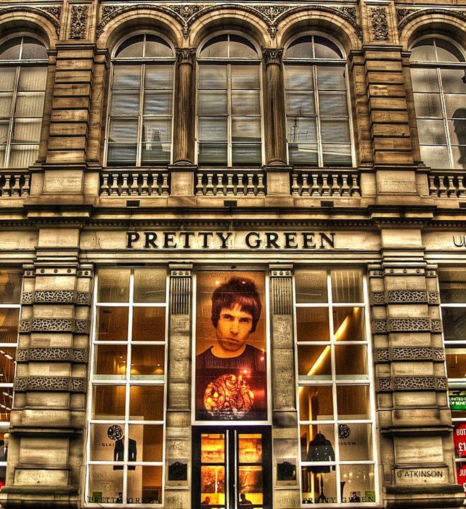 Photograph Pretty Green by Garry Atkinson on 500px