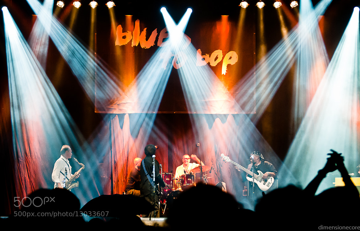 Photograph The Jimmy Johnson Blues Band by dimensionecore on 500px
