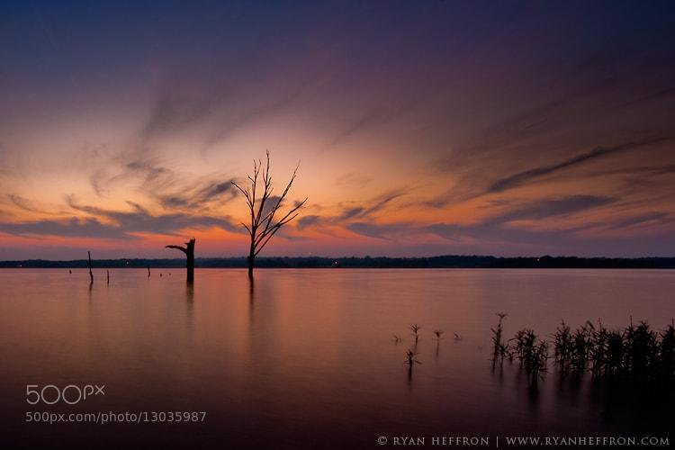 Photograph Lakeside by Ryan Heffron on 500px
