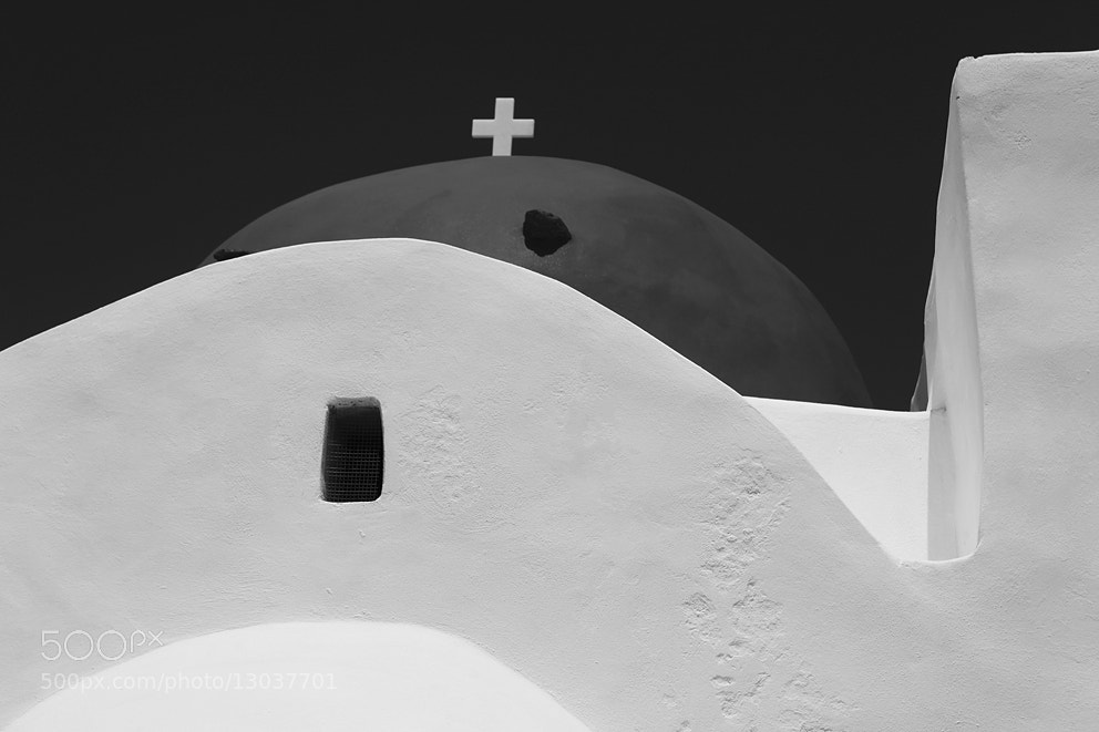 Photograph Monastery , Paros, Greece by Dieter Losken on 500px