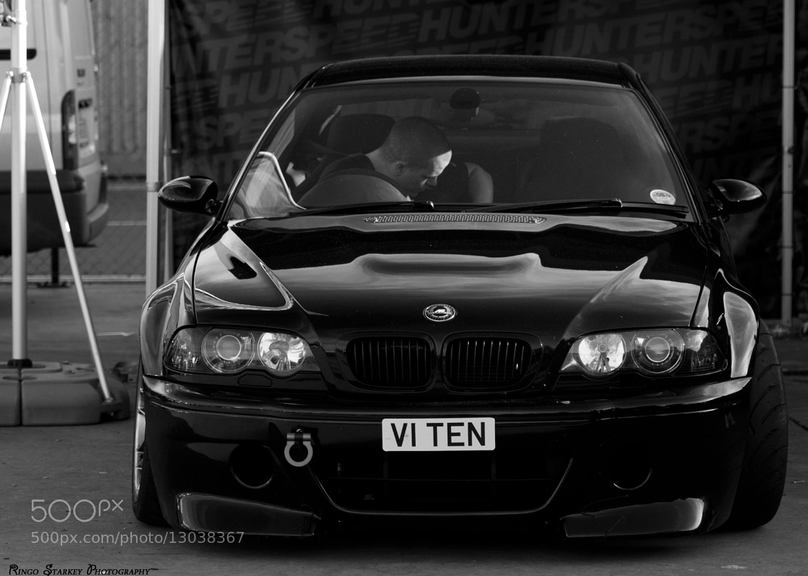 Photograph V10 BMW E46 M3 by Richard Starkey on 500px