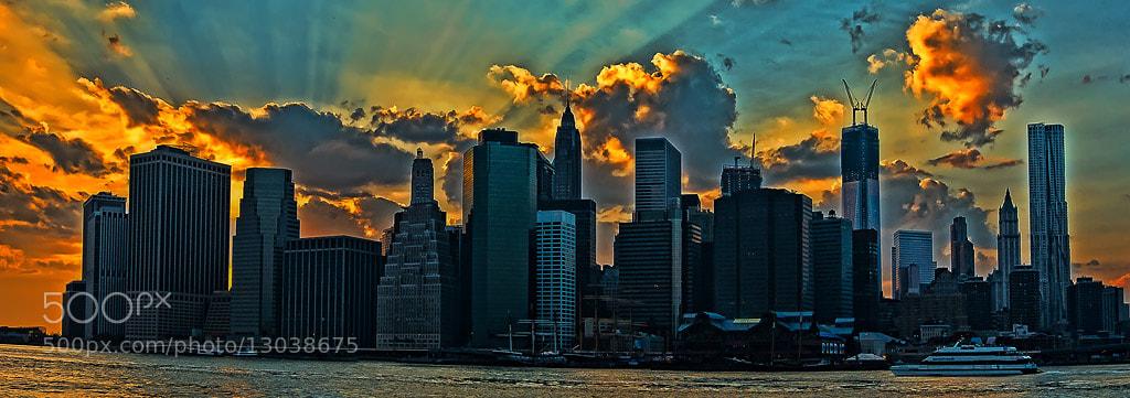 Photograph Manhattan by Mehrdad Nami on 500px