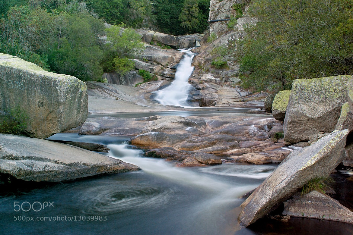 Photograph Segade Waterfall by Chema Perez on 500px
