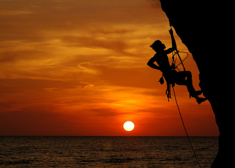 Photograph Rock Climbing by Regy Kurniawan on 500px