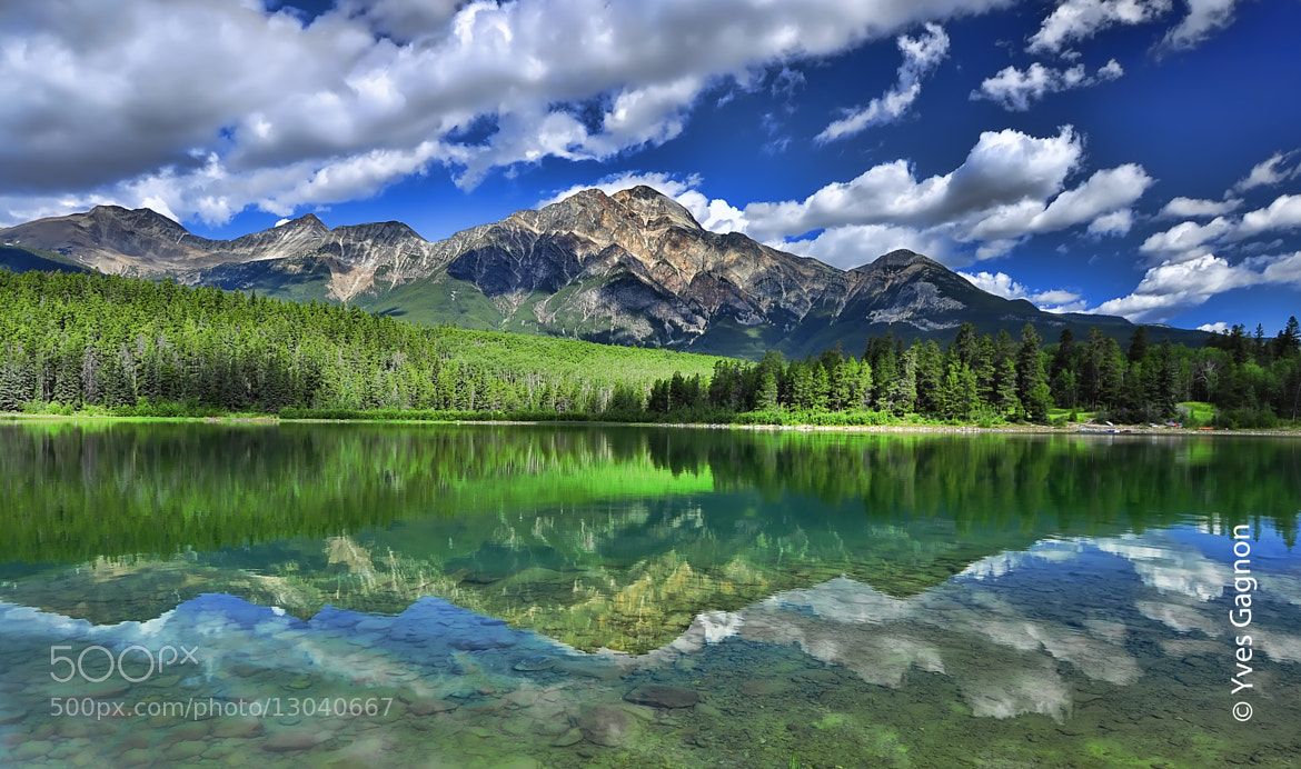Photograph the Refelction by Yves Gagnon on 500px