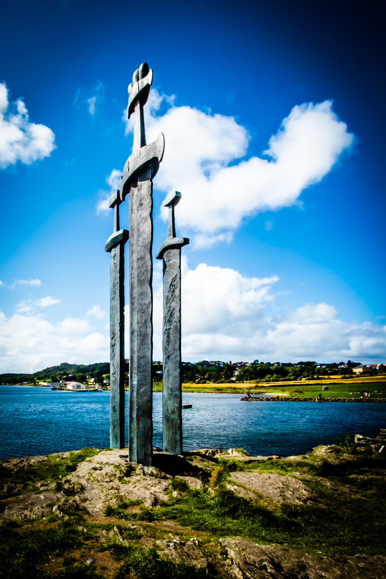 Photograph Sverd i fjell by Andreas Lyng on 500px