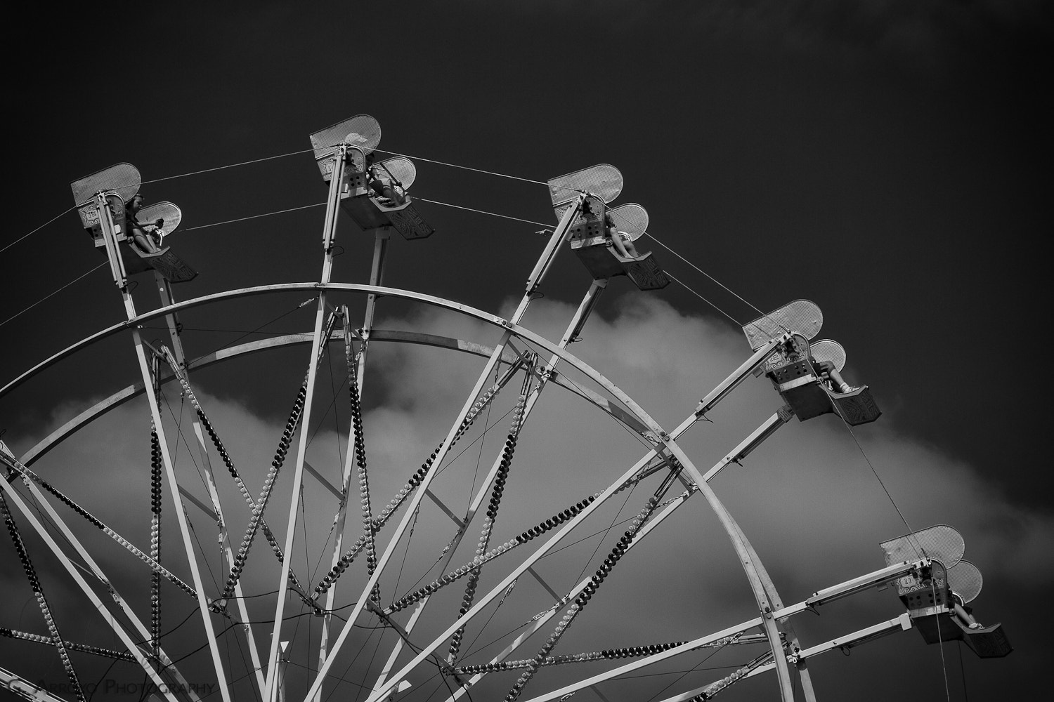 Photograph Ferris Wheel by Giovanni Arroyo on 500px