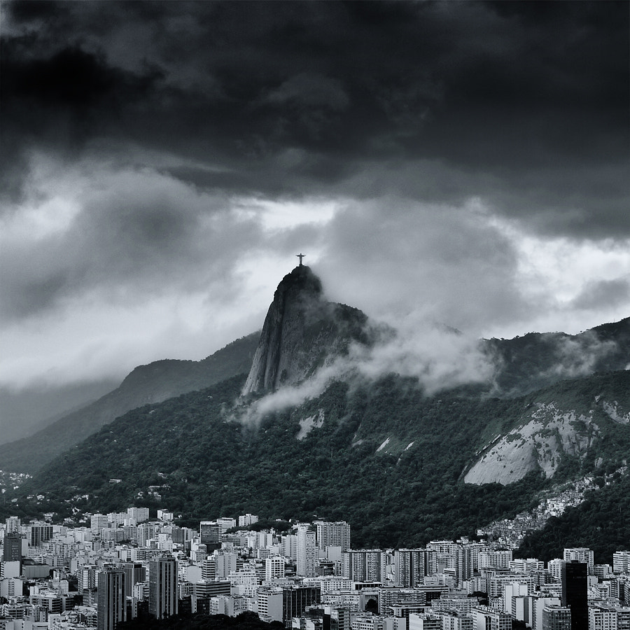 Photograph City of God by Isac Goulart on 500px