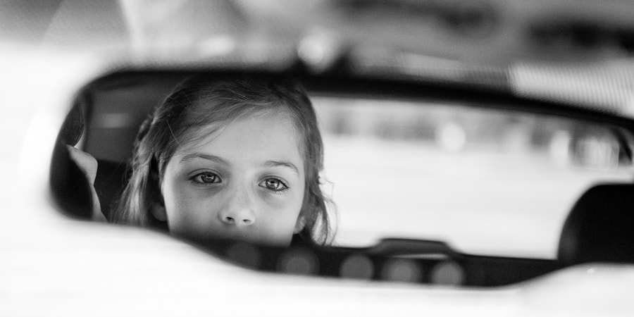 Photograph Princess in the Rearview by Jeremy Moore on 500px
