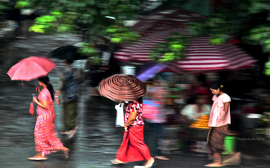 Photograph Umbrellas ... by Eo NaYa on 500px
