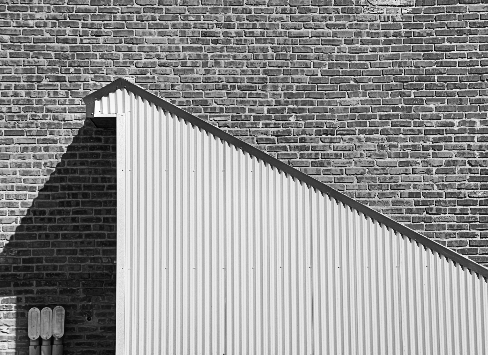 Photograph corrugated slant by Ron Quick on 500px