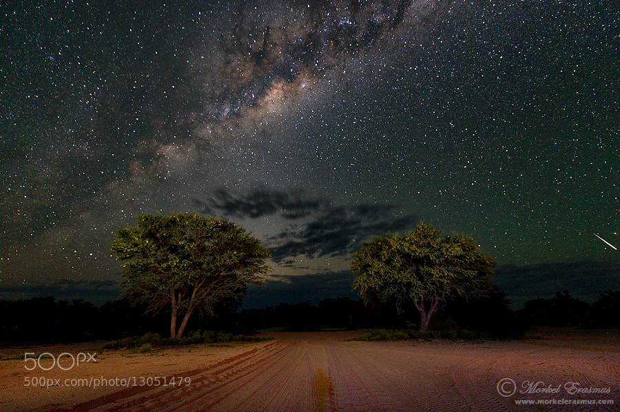 Photograph Road to the Stars by Morkel Erasmus on 500px