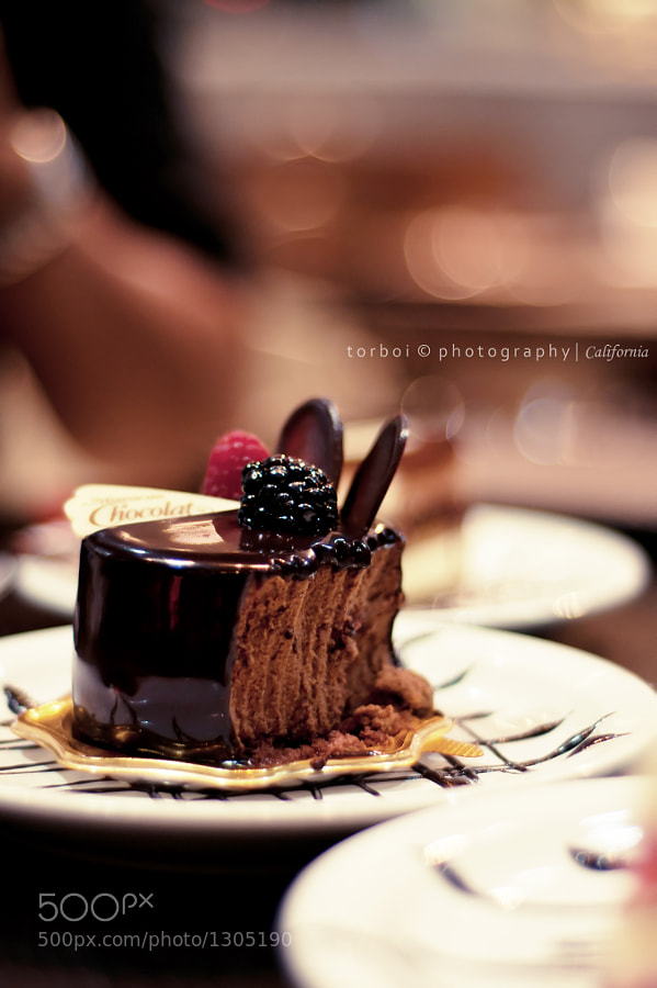Chocolate Mousse by Ray Anthony Erasmo (torboi)) on 500px.com