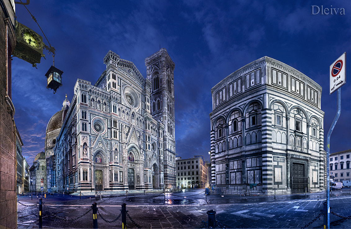 Photograph Florence Cathedral (Italy) by Domingo Leiva on 500px