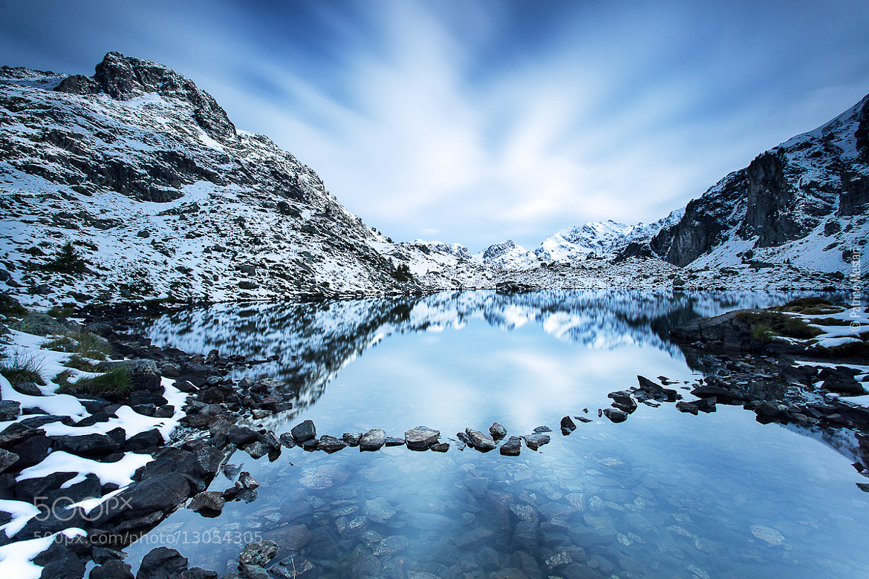Photograph Lacs Robert - Massif de Belledonne by Patrice MESTARI on 500px