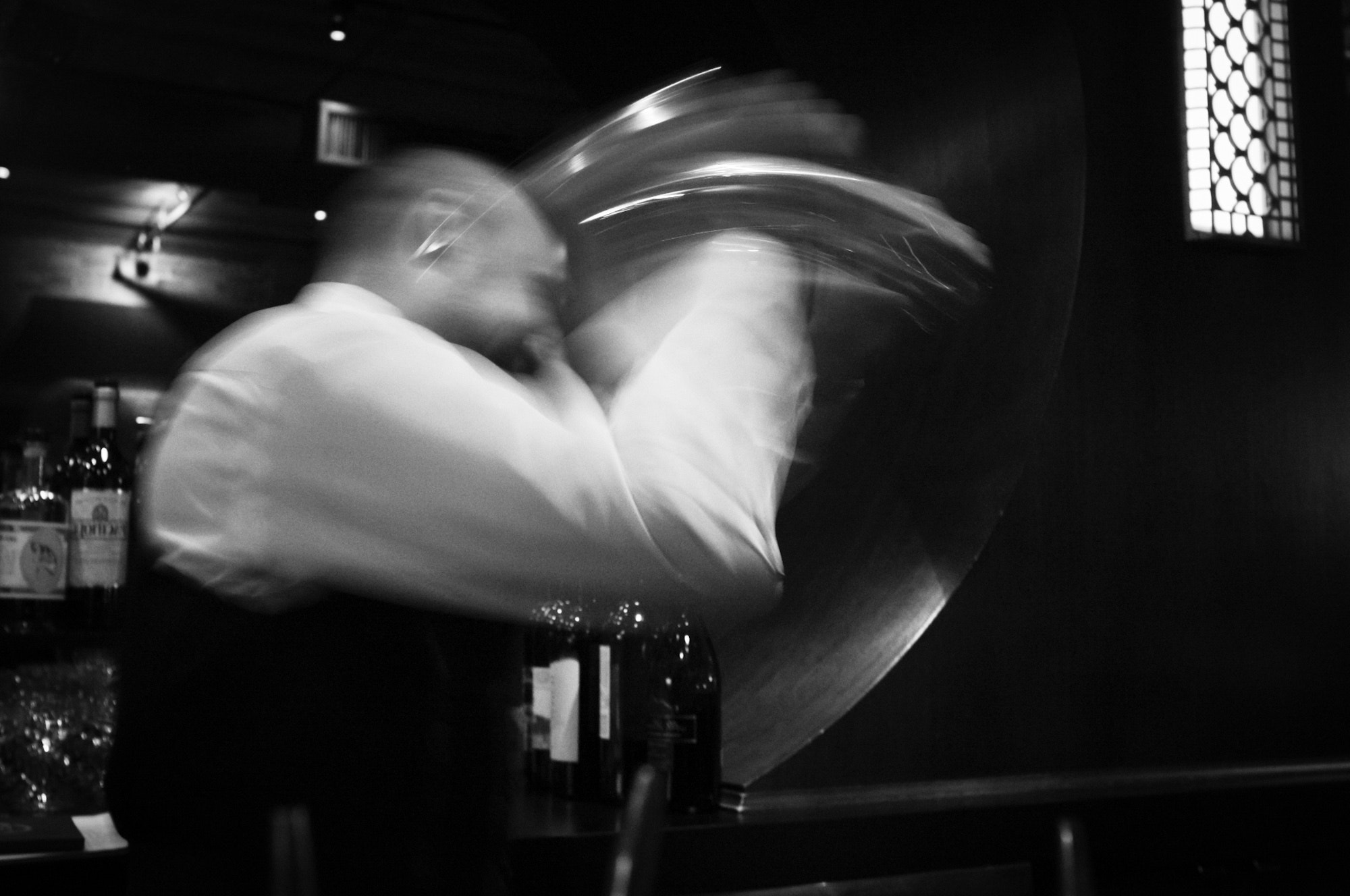 Photograph Bartending Furiously by Mark Prince on 500px
