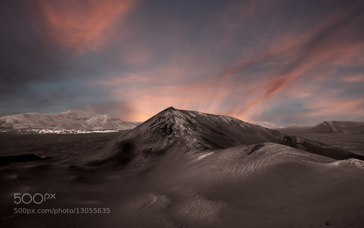 Photograph Montañas de fuego by Fermín Noain on 500px