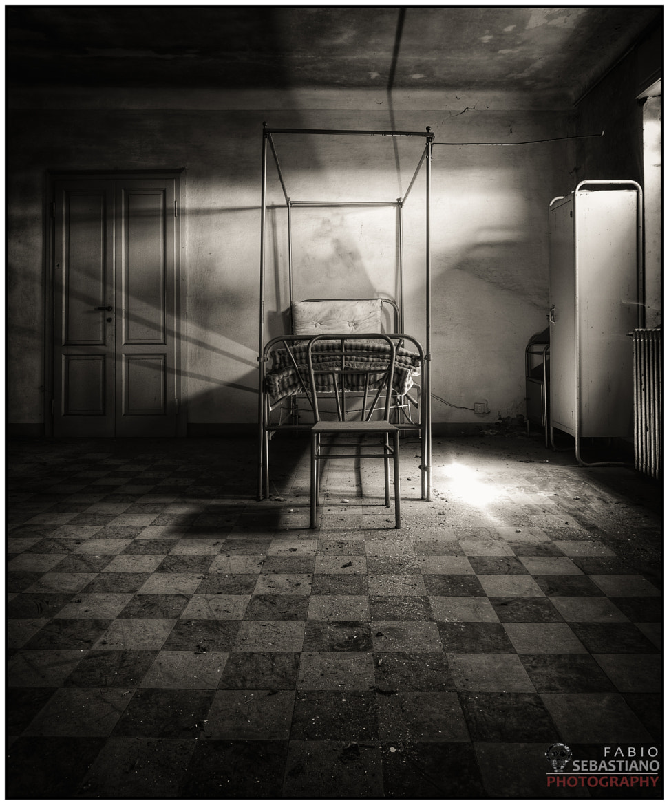 Photograph The room of care by Fabio Simone Sebastiano on 500px