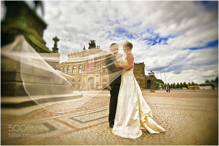 Photograph Wedding in Dresden by Torsten Hufsky on 500px