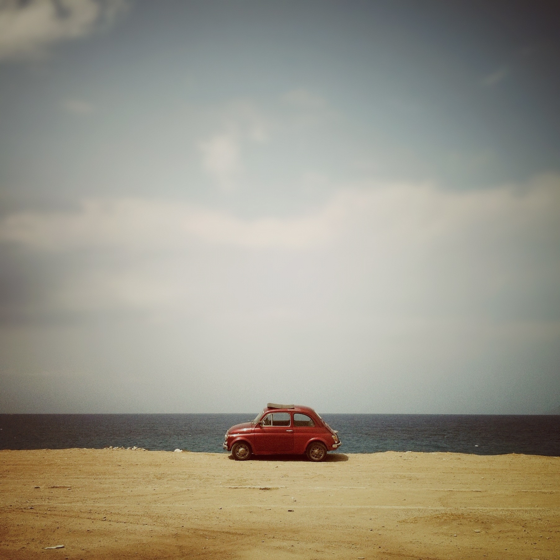 Photograph Fiat 500 by Simone Cento on 500px