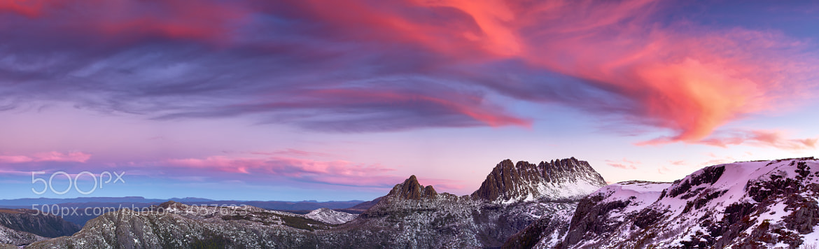Photograph Marion's Peak by Timothy Poulton on 500px
