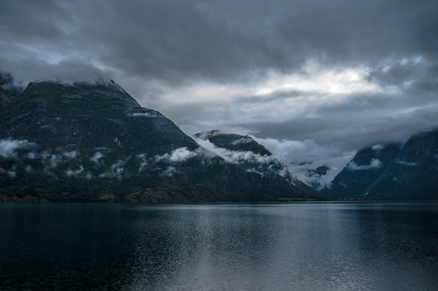 Photograph Geiranger Fjord by Dave Gregory on 500px