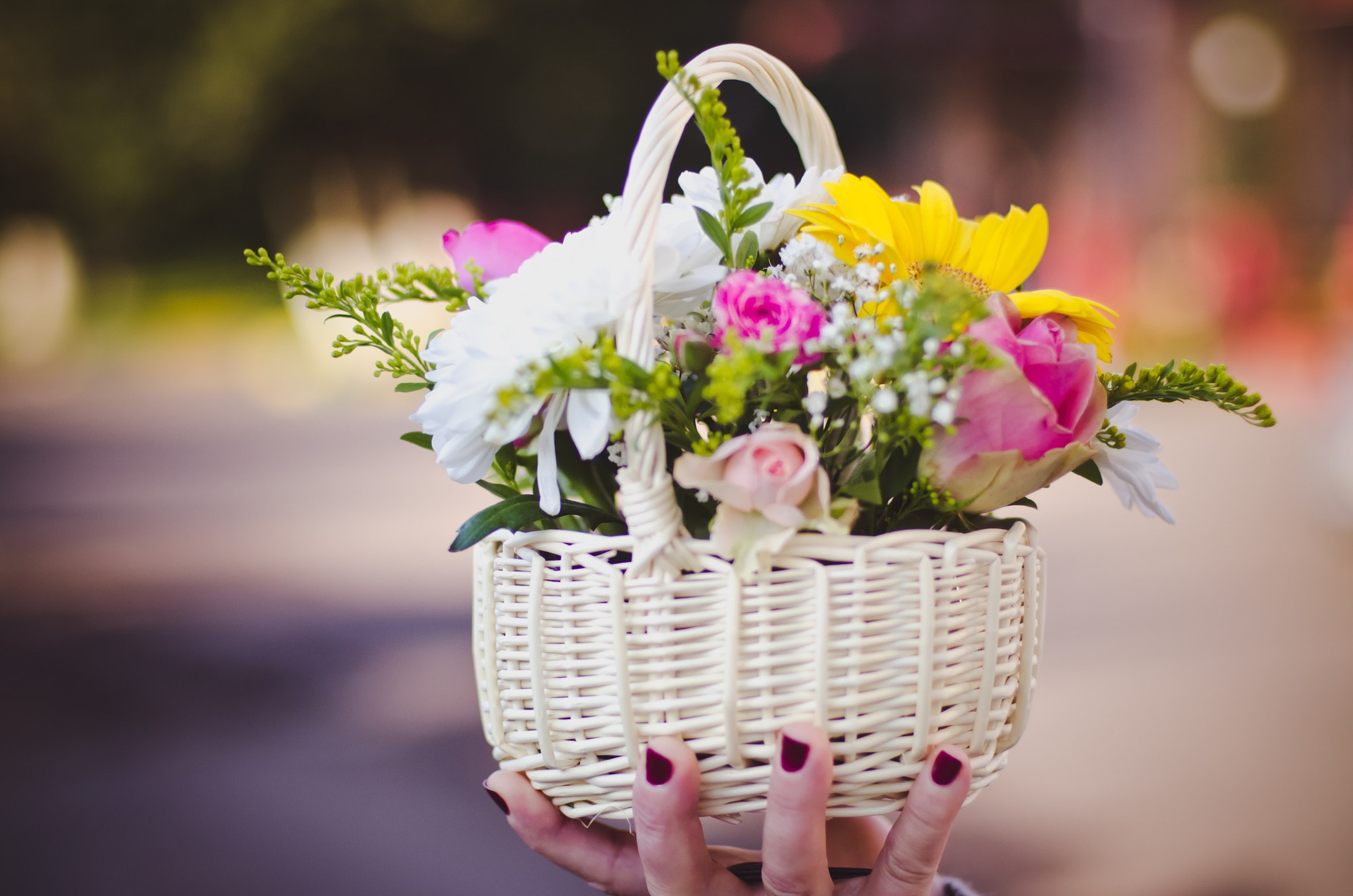 Photograph wedding small basket by Arseniy Anufriev on 500px