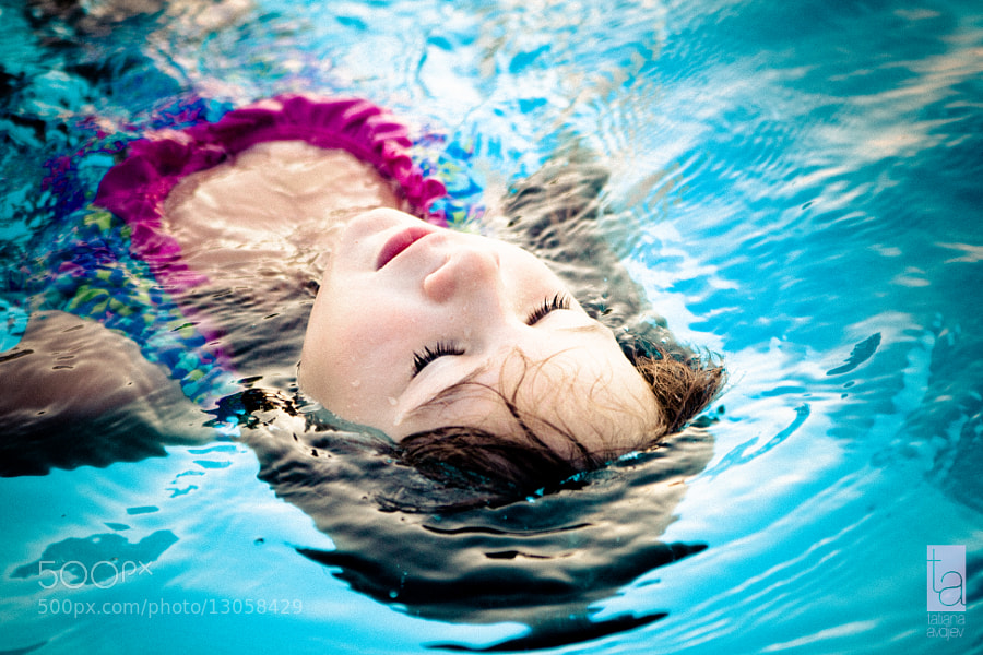 Photograph Mermaid dreams by Tatiana Avdjiev on 500px