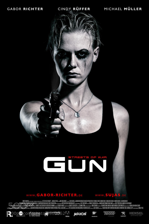 Photograph GUN by Gabor Richter on 500px