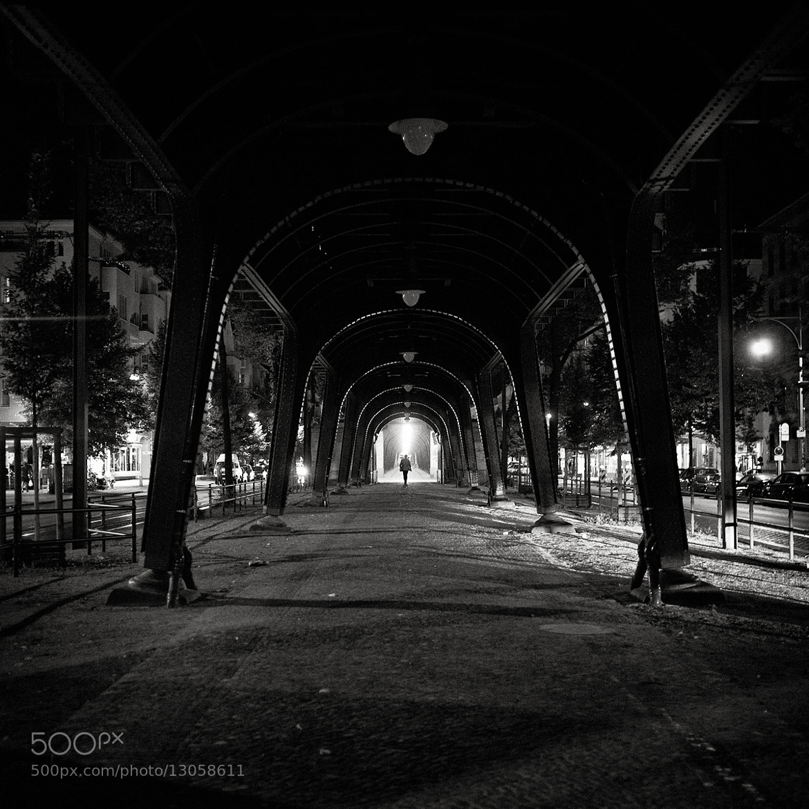 Photograph back in Berlin by Andrea Schuh on 500px