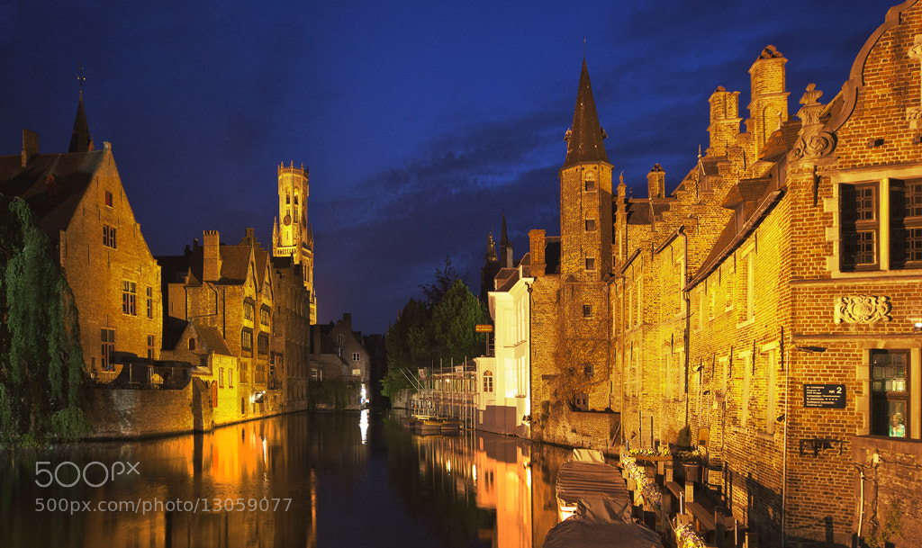 Photograph Bruges #2 by Olga Shiropaeva on 500px