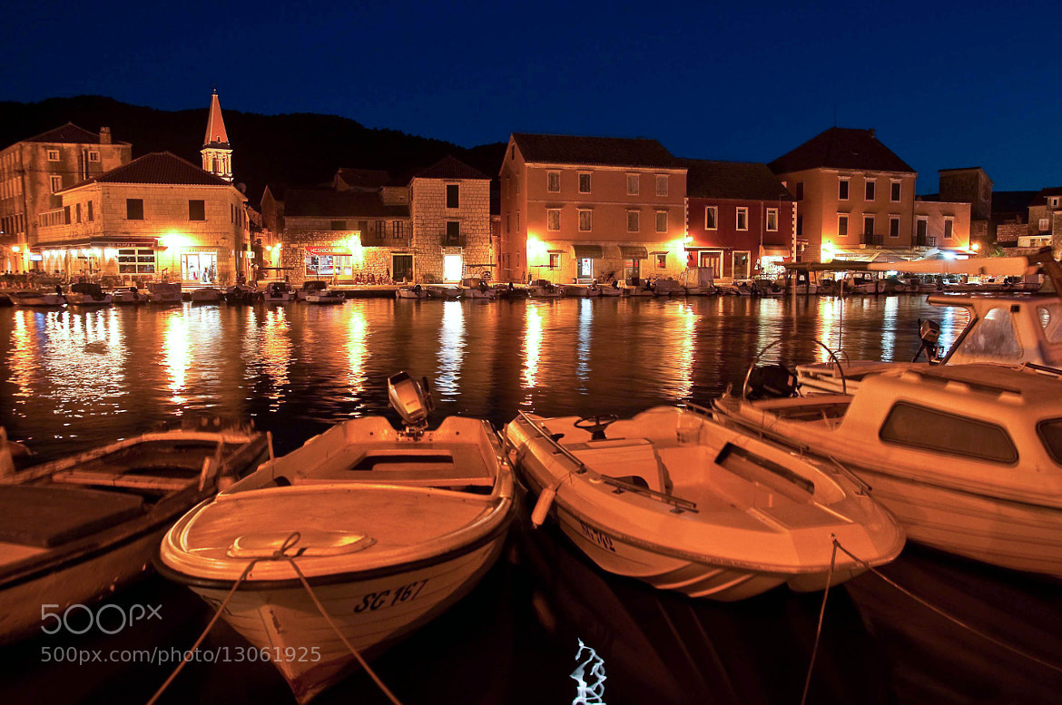Photograph Stari Grad (Island Hvar, 15) by Vlado Ferencic on 500px