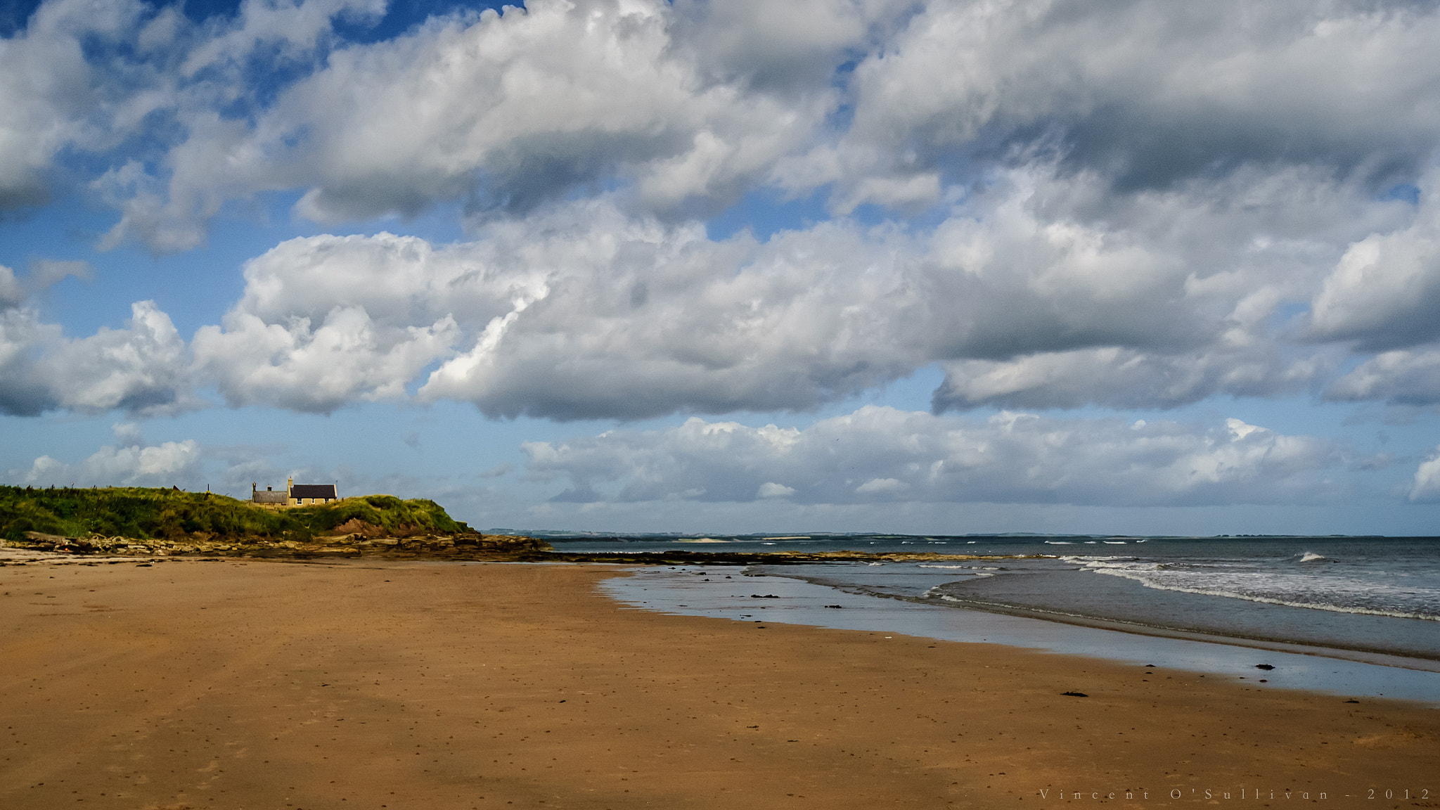 Photograph Druridge Bay, Northumbria by Vince O'Sullivan on 500px
