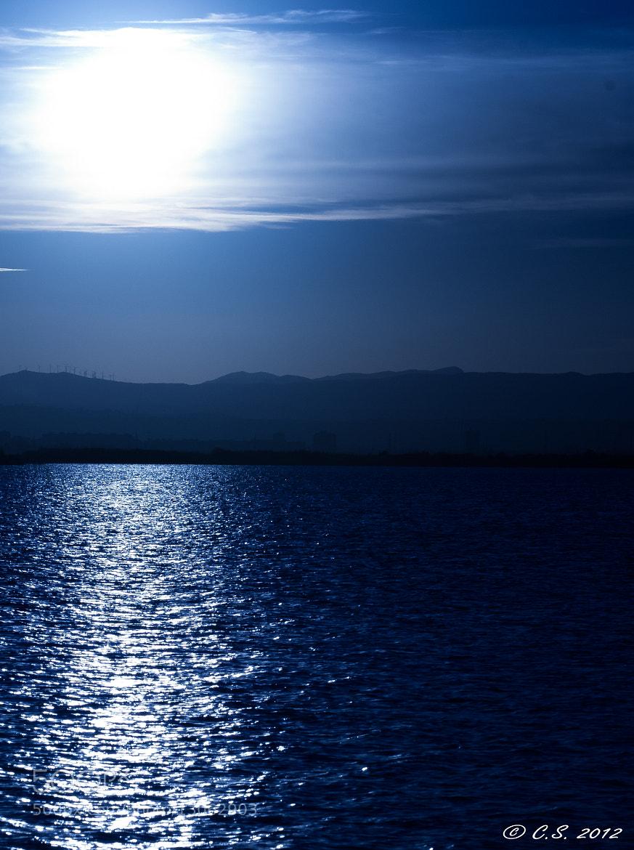 Photograph Blue by Christian Seiffert on 500px