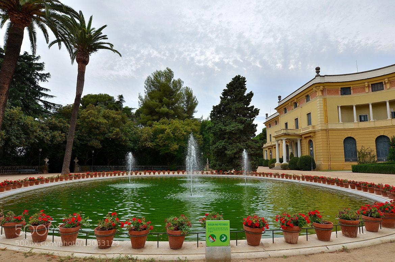 Photograph Botanic Garden, Barcelona, Spain by Antonio Alberto Rodriguez Martinez on 500px