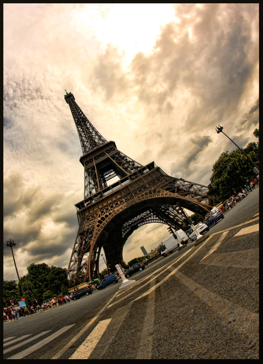 Photograph Eiffel tower  by J@y C  on 500px