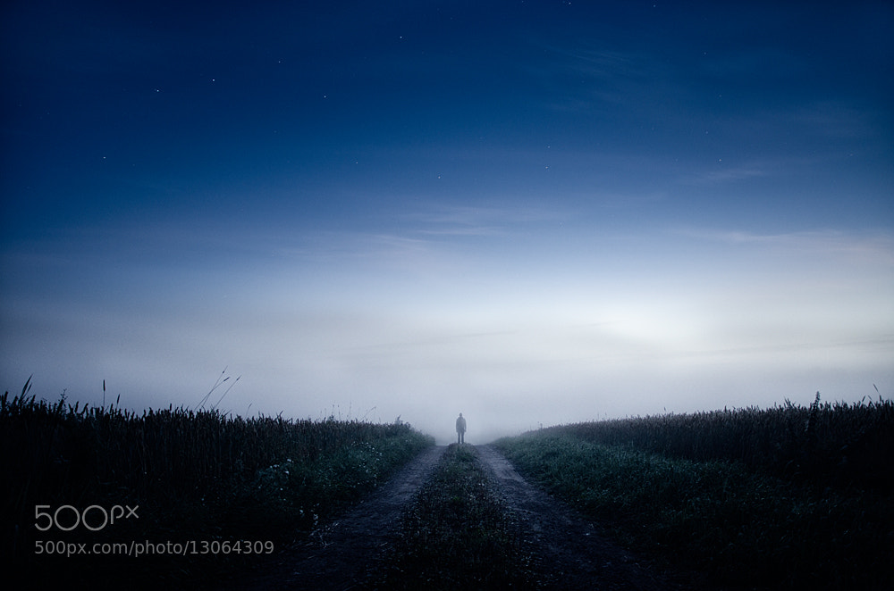 Photograph Alone by Mikko Lagerstedt on 500px