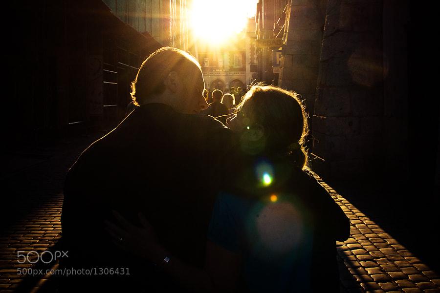 Photograph The sunset by Jacek Smoter on 500px