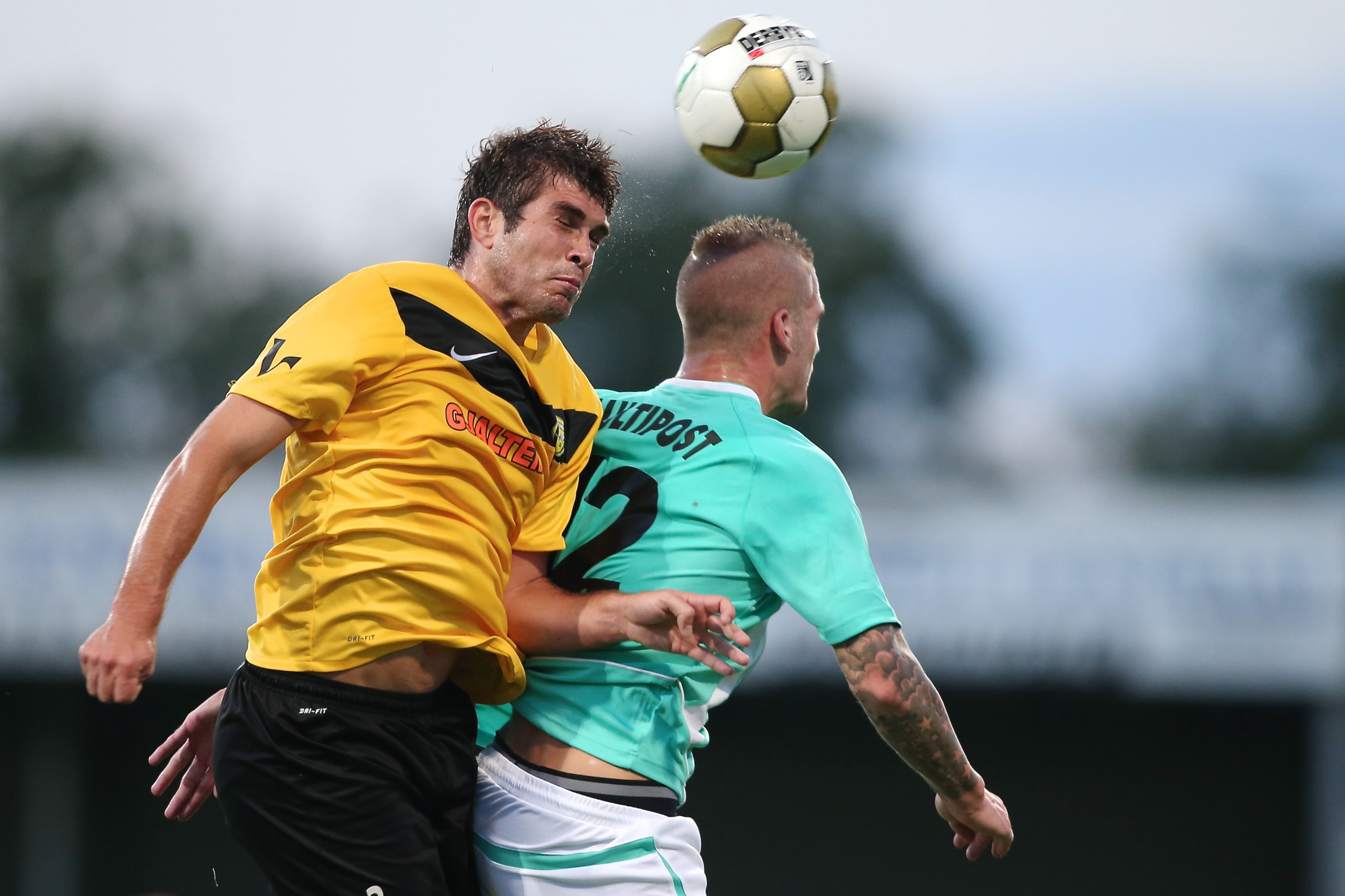 Photograph FC Dordrecht - SC Veendam by Kay in 't Veen on 500px