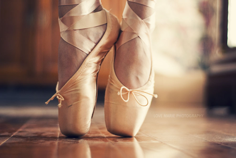 Photograph Pointe Shoes by Marie Sturges on 500px