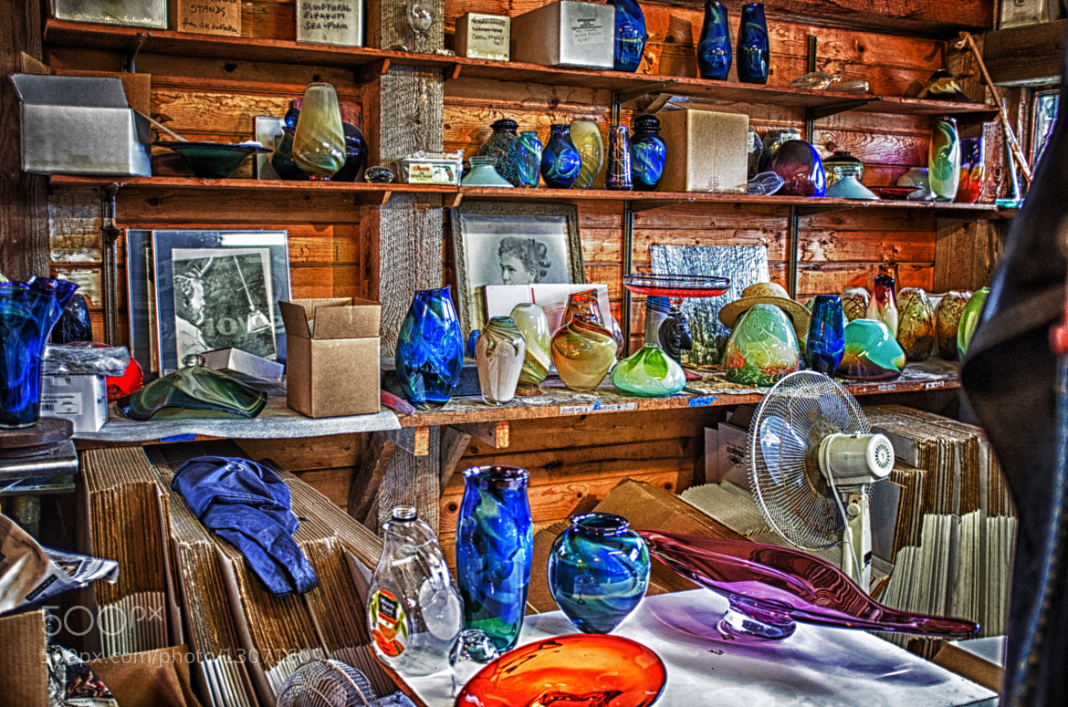 Photograph The Artist's Studio by Duane Bender on 500px