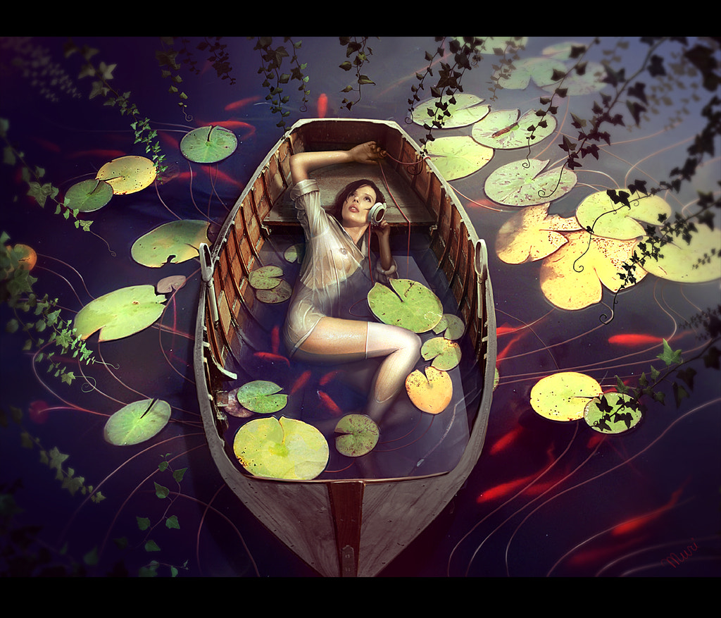 Photograph Boat by Katie  . on 500px
